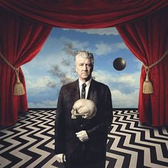 David Lynch vs Rene Magritte