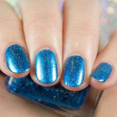 A personal favorite from my Etsy shop https://www.etsy.com/listing/256323816/saphira-metalic-light-blue-polish-with