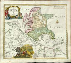 Rügen um 1715