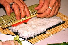 Roll your own Sushi party