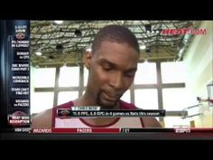 ▶ ▶ May 5, 2014 - ESPN - Miami Heat 1 Day Prior to 2014 NBA Conf Semifinals Game 01 (Vs Brooklyn Nets) - YouTube -- #ProBasketballMiamiHeat