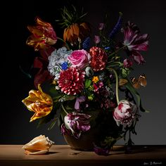 floral still life photography on Photography Served