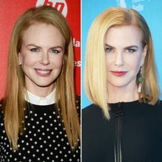 Ashley Benson - Hair Transformation NICOLE KIDMAN The actress kicked off February by jumping onto the lob trend