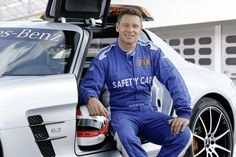Bernd Mayländer (b 1971) German racing driver; started karting as a teenager; won the 24 Hours Nürburgring (2000); Formula One safety car driver since 2000; In F1 GP, he has led hundreds of laps!