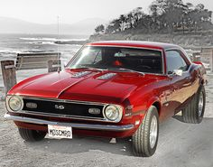 1968 Camaro by delriophoto.com, via Flickr