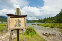 Die Maler in der Ramsau