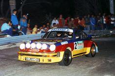 Busseni/Ciocca  Rally Liburna 1982 Porsche 911 SC gr.4