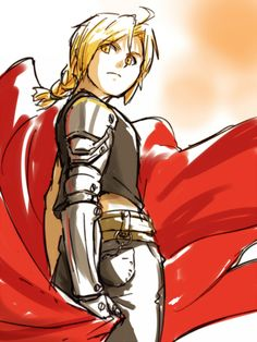 Edward Elric | FMA  Wow this is really good