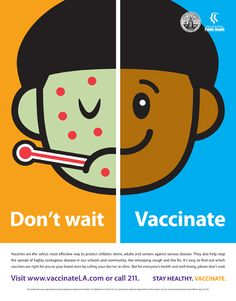 [Infographic] Vaccination (Source: LA County Dept. of Public Health)