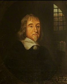 Henry Slingsby, (1601-1658) 1st Baronet.  Born in Scriven, near Knaresborough in Yorkshire. Educated at Queens College.