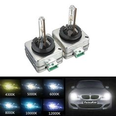 2pcs 35W D3S HID Xenon Headlight Replacement Factory Lamp Light Bulbs  Worldwide delivery. Original best quality product for 70% of it's real price. Buying this product is extra profitable, because we have good production source. 1 day products dispatch from warehouse. Fast & reliable...