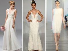 Wedding Dresses  :   Illustration   Description   Customize an elegant, feminine wedding design by Kelly Faetanini! This lace and chiffon selection from her spring 2017 collection is both sheer and airy, making it an excellent choice for a beach wedding. Its back detail allows for more airflow... - #Dress