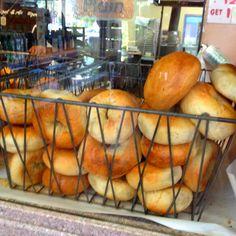 Hot Bagels at Sage Bagel Hallendale, FL