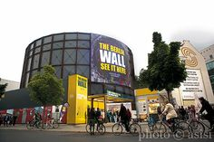 The Berlin Wall Panorama by Asisi.  Photo copyright asisi
