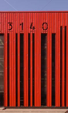 Shtrikh Kod (código de barras) Building - San Petersburgo, Rusia / 2007 / Vitruvio & Sons