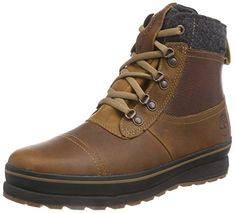 great Timberland Men's Schazzberg Mid WP Insulated Winter Boot