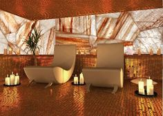 Add a Touch of Elegance with #GemstonePicture Tiles http://wp.me/p1oCVM-S. Our transparent Gemstone Tiles are available in assorted sizes, with or without back lighting. They can accentuate walls, floors, windows and be easily integrated into any environment. Our #GemstoneTiles come in a variety of exciting colors and patterns.