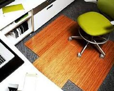 Wooden Chair Mat