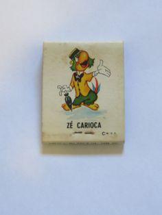 produto.mercadolivre.com.br900 × 1200Pesquisa por imagem ... Carioca Walt Disney Anos 50.