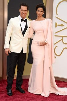 Matthew McConaughey and Camila Alves-fav couple