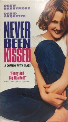 Never Been Kissed VHS (10/26/99)
