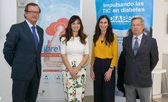 La Sociedad Española de Diabetes, la Asociación de Salud Digital, la Federación Española de Diabetes y Abbott Diabetes Care se unen en el proyecto Diabe+.