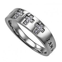 Girls Calvary Ring-SELECT YOUR VERSE!!!