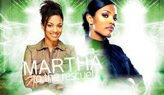 Freema Agyeman as Martha Jones...I'm not sure she gets enough credit for how kick-butt she is!