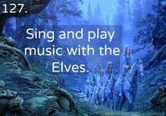 YEEEEESSS....except I'd probably let them do all the singing... hehe I sound awful