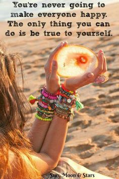 be true to you ...