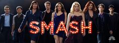 Smash Cast.  For all of us Broadway lovers out there, this is our show.  Love the Cast!