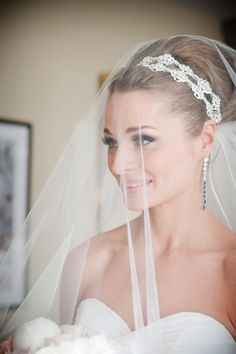 Barbies Wedding Hair And Makeup : The Veils on Pinterest Veils, Birdcage Veils and Wedding ...