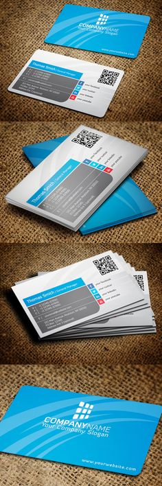 Business Cards Creative Design Professional Cards
