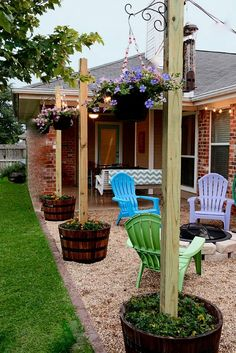 30 Easy DIY Backyard Projects & Ideas 2019 DIY Patio Area with Texas Lamp Posts. The post 30 Easy DIY Backyard Projects & Ideas 2019 appeared first on Patio Diy. Backyard Projects, Outdoor Projects, Backyard Patio, Backyard Landscaping, Wooden Projects, Landscaping Design, Backyard Seating, Landscaping Software, Diy Projects