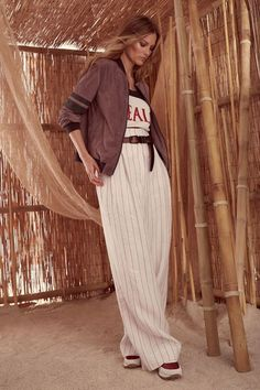 Brunello Cucinelli Spring 2018 Ready-to-Wear Collection Photos - Vogue