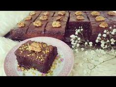Çikolatalı Islak Kek Tarifi - YouTube