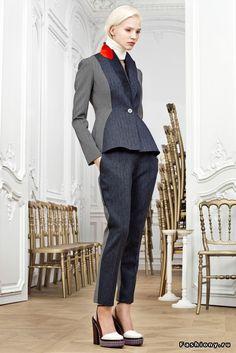 Christian Dior pre-fall 2014