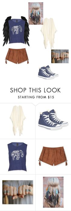 """""""Untitled #792"""" by girlwithnoluck on Polyvore featuring Converse and Rebecca Minkoff"""