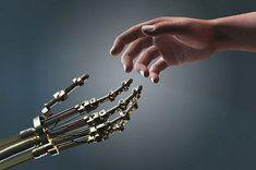 robot and human hand Computer Rules, Intelligent Robot, Robot Hand, Unexplained Phenomena, Business Intelligence, Data Science, Artificial Intelligence, New Technology, Futuristic Technology