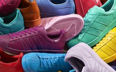 Adidas Original Supercolours