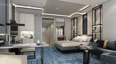 Heerim Architects, LTW Designworks, André Fu, AvroKO collaborate for Four Seasons Seoul   Hotel Management