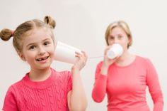 Jak rozmawiać z dzieckiem? Staraj się być żyrafą