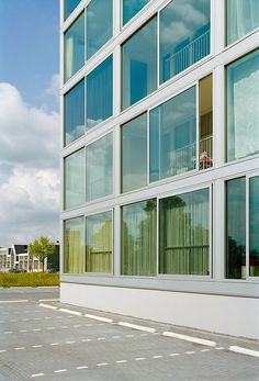 HipHouse Zwolle by Atelier Kempe Thill | Apartment blocks