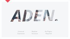 Aden  Modern News Channel Identity. Vol. 1 (News) #Envato #Videohive #aftereffects