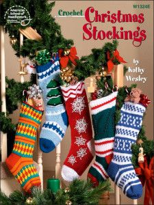 Crocheted Christmas Stocking Patterns