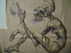 please do not smoke! by JuanEduardo on DeviantArt Religion, Smoke, Deviantart, Blog, Painting, Painting Art, Blogging, Paintings, Religious Education