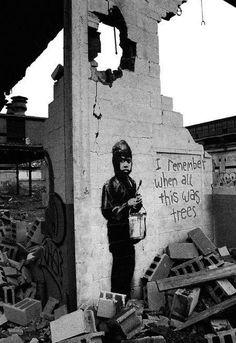 """shitfucktory: """" Banksy """""""
