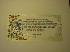 This listing is not an item for sale, but is provided as just an example of what you may like to commission for a special gift for a special friend, or maybe even a nice way to have one of your favourite quotes embellished as a treat for yourself :-) Please feel very free to contact me