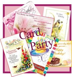 """When my Mother was about to turn 80, I secreted away the address book she had saved over 50 yrs, holding names /addresses of friends & family, old & new. I designed & mailed a """"Card Party"""" invite. On her birthday the box was full!  Over 120 cards! She would show & tell, remembering each person.She's gone now. I miss her so very much.   In her honor, I ask you please remember the elderly, they won't be here long, they never ask for much. You won't regret making someone feel special.  DebFlo"""