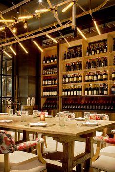 Studio Munge | Hearthstone Kitchen and Cellar